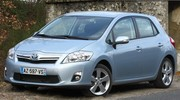 Essai Toyota Auris Hybride 136 ch Dynamic : première berline compacte hybride !