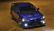 Mitsubishi Lancer Evolution XI : hybride diesel pour la future génération ?
