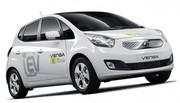 La Kia Venga électrique arrive en 2013