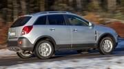 Essai Opel Antara restylé 2.2 CDTI : Session de rattrapage