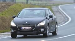 Essai Peugeot 508 2.0 HDi 136