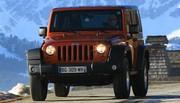 Essai Jeep Wrangler 2.8 CRD BVA : Légende en mouvement