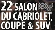Salon du Coupé, Cabriolet et SUV 2011 : ce weekend les 25 et 26 mars !