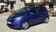 essai Toyota Verso-S : S comme spacieux ou... petit!