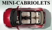 Comparatif mini-cabriolets : Fiat 500 C, Mazda MX-5, Mini Cabriolet, Peugeot 207 CC, Renault Wind