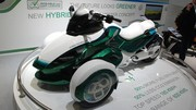 BRP Can-Am Spyder Hybrid