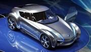 Nissan Esflow : électrisante : Nissan Esflow