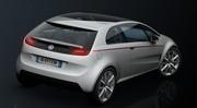 Volkswagen Giugiaro Tex : Hybride dans tous les sens du terme
