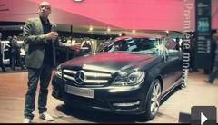 Vidéo Mercedes C Coupé : Beauté classique