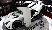 Koenigsegg Agera R : la Suède veut prendre le pouvoir