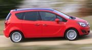 Essai Opel Meriva 1.7 CDTI 100 : Pratique et placide