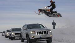 Essai Jeep Grand Cherokee V6 : Danse avec les clous !