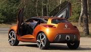 Prise en mains du concept car Renault Captur !