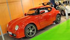 La PGO Hemera en visite au salon : Un cabrio pour rouler différent
