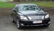 Essai Lexus LS 600h : Maîtrise technologique