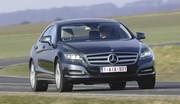 Essai Mercedes CLS 350 CDI