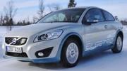 Volvo C30 électrique : Étoile des neiges