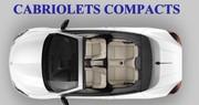 Comparatif cabriolets compacts