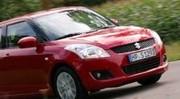 Suzuki : programme d'activité de ses usines japonaises