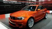 BMW Série 1 M Coupé : les tarifs