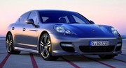 Porsche Panamera Turbo S : 550 chevaux pour 4