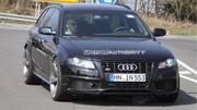 Audi RS4 Avant : premières photos