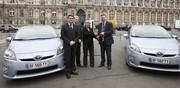 Paris : 3 Toyota Prius rechargeables pour la Mairie