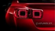 Chevrolet Malibu : la grande soeur de la Cruze vise l'Europe