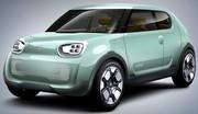 Kia Naimo : un véhicule électrique haut sur pattes