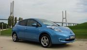 Nissan Leaf : 30 990 euros en France