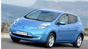 Nissan Leaf : les tarifs français de la voiture de l'année 2011