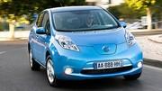 Nissan LEAF : les tarifs