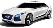 Hyundai Blue2 Concept : berline à hydrogène