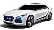 Hyundai Blue2 Concept : Panne d'inspiration ?