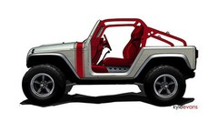 Jeep Wrangler Concepts : premiers teasers