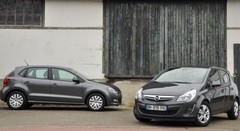 Essai Opel Corsa 1.3 CDTI ecoFLEX vs Volkswagen Polo 1,6 TDI : Sobriété germanique