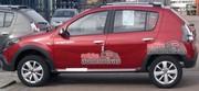 Photos volées : le restylage du Dacia Sandero