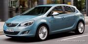 Un Stop & Start pour l'Opel Astra