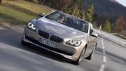 Essai BMW Série 6 Cabriolet 640i 3.0 320 ch & 650i V8 4.4 407 ch :