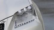 Lexus LF-Gh : Effets de style