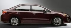 Nouvelle Subaru Impreza 2012 !
