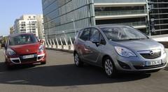 enault Scénic 1.5 dCi 95 Expression vs Opel Meriva 1.3 CDTI Ecoflex : Petit Meriva devenu grand
