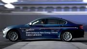 BMW Brilliance Série 5 Plug-in Hybrid