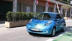 Essai Nissan Leaf : L'électricité en approche.