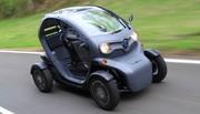 Premier essai Renault Twizy : Expérience nouvelle
