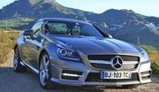 Essai Mercedes SLK 200 BlueEfficiency : un séducteur bien armé