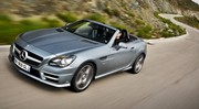 Essai Mercedes SLK 200 BlueEFFICIENCY