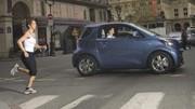 Traversée de Paris : plus vite arrivée à pied qu'en voiture !