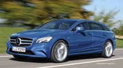 Mercedes CLC Shooting Brake : Une gamme en folie