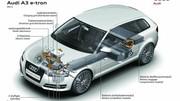 Audi A3 e-tron : compacte 100% électrique
